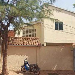 BURKINA FASO SOLETERRE CASA ACCOGLIENZA BAMBINI CANCRO esterno